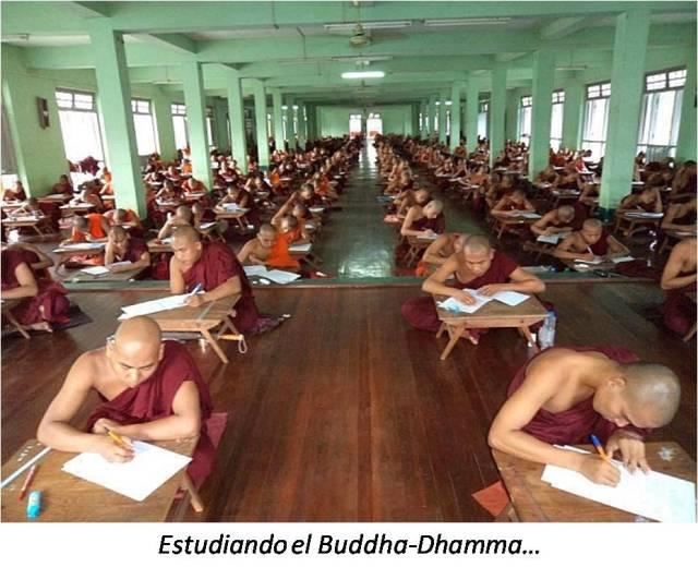 estudiando el Dhamma